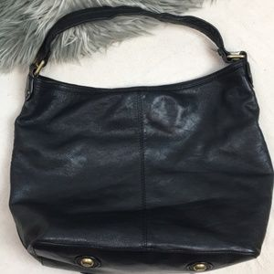 Marc By Marc Jacobs Bags - Marc Jacobs Turnlock Faridah Hobo